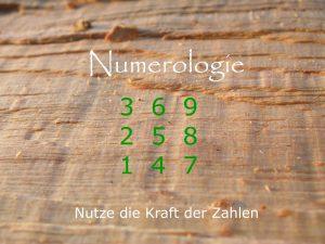 Numerologie im Detail